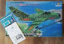 Trumpeter 1:32  PLAAF MiG 15 bis FIGHTER + eduard PE-Set  OVP