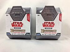 Star Wars - Lot of 2 - Science - XCAVATIONS - Creature Crates - SERIES 1 - NEW