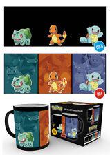 Pokemon Catch Em All Heat Changing Mug