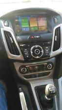 NAVEGADOR GPS 2 DIN ANDROID 8.0 FORD FOCUS 2011-2016 2 RAM 32 ROM