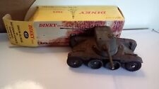 Dinky Toys - 827 - EBR Panhard FL 10 militaire (Jantes concaves)