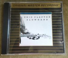 Eric Clapton Slowhand MFSL Gold Disc Mint CD
