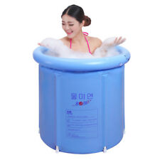 Hot Sale Adult Folding Bathtub SPA Sauna Bath Tub Home Children Bathing Barrel