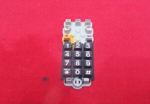 panasonic kx-tga101s dect6.0 cordless phone handset button