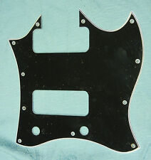 full batwing pickguard for Gibson 50s Tribute SG with P-90s P90 Soapbar