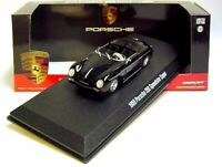 1:43 GREENLIGHT 1958 PORSCHE 356 Speedster Super black Steve McQueen 86539