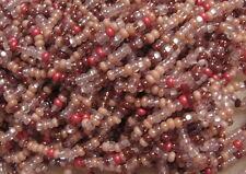 11/0 HANK VICTORIAN ROSE MIX CZECH GLASS SEED BEADS