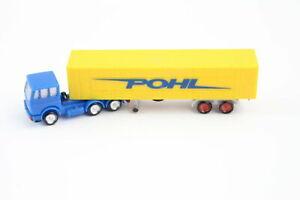 Noch 4748 Container Semitrailer Pohl Z Gauge + Top+