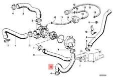 Genuine BMW E12 E21 E28 Sedan Fuel Pipe OEM 13311272776
