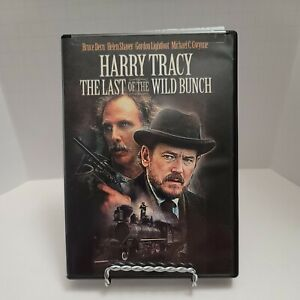 Harry Tracy: The Last of the Wild Bunch DVD, Very Good, FREE SHIPPING