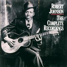 Robert Johnson Complete recordings (41 tracks, #4672462) [2 CD]
