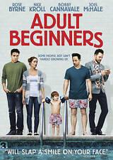 Adult Beginners (DVD, 2015) BRAND NEW