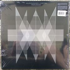 Alessandro Cortini And Merzbow - Self Titled SEALED Important 2xLP VINYL