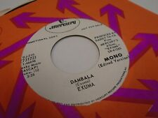 Exuma Dambala / Mono 45 RPM Mercury Records EX Psychedelic Junkanoo Reggae