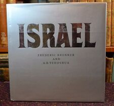 ISRAEL by Brenner & Yehoshua Translated First US Edition Hardback w Jacket 1988