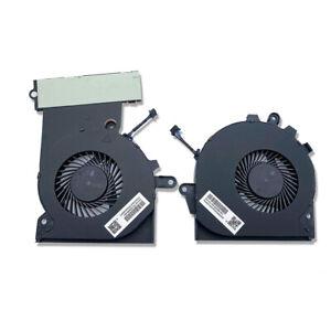 CPU+GPU Fan for HP Omen 15-CE 17-AN 17-AN012DX 929455-001 929456-001