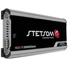 Stetsom EX 13500 EQ 1 OHM Mono Amp High Power Car Audio Amplifier 13500W RMS