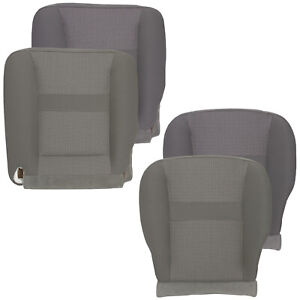 2006-2008 Dodge Ram SLT (and 2009 2500/3500) Driver Bottom Cloth Seat Cover