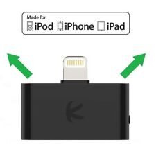 KOKKIA i10L : Lightning Connector Bluetooth Splitter for iPhone,iPad,iPod Touch