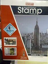 Scott Stamp Catalogue 2016 Vol. 6