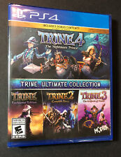 Trine Ultimate Collection [ 1-4 ]  (PS4) NEW