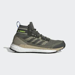 Adidas Terrex Free Hiker Green Blue EF0368 NEW