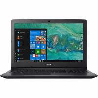 """Acer Aspire 3 15.6"""" Intel- i5-82350u 1.60 GHz 4GB RAM 1 TB HDD Windows 10 Home"""