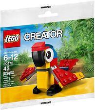 Lego ® Creator polybag 30472 Parrot nuevo embalaje original _ loro New misb NRFB