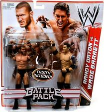 Series 18 Randy Orton vs. Wade Barrett Action Figure 2-Pack [Crutch]