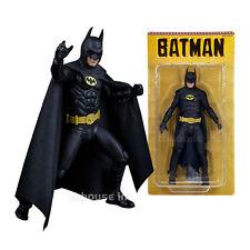 "7"" BATMAN figure 1989 MICHAEL KEATON movie SPECIAL EDITION dark knight NECA 2014"