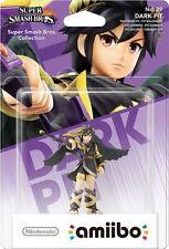 Nintendo Amiibo Super Smash Bros No. 39 Dark Pit Wii U 3ds UK