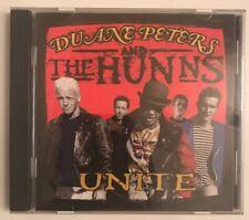 DUANE PETERS & HUNNS - Unite - CD