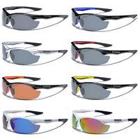 Polarized Half Frame Sport Men Sunglasses Fishing Baseball Cycling Glasses