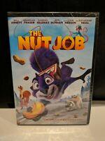 The Nut Job - Will Arnett, Katherine Heigl, Brendan Fraser DVD -  New