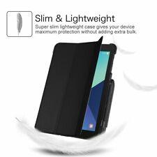 Samsung Galaxy Tab S3 Case with S Pen Protective Holder Auto Sleep/Wake Black