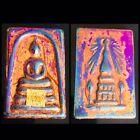 Phra Somdej Lek Lai Old Rare LP Toh Wat Rakang Thai Amulet Beautiful Bring luck3