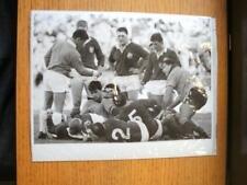 08/07/1989 British Lions Press Photo: 2nd Test Match (In Brisbane) - Referee Ren