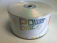 100-Pack Power Disc 16X Logo Top DVD-R DVDR Blank Disc Media 4.7GB