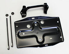 NEW! 1965-1966 Mustang Battery Tray, Hold Down, Mounting Kit Upgrade Bracket