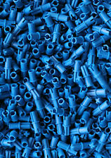 LEGO Technic LOT 100 AXLE PIN Connector Blue Mindstorm NXT Part Piece 43093