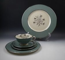 Lenox China KINGSLEY 5 Piece Place Setting(s) EXCELLENT