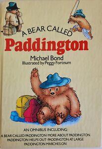 A Bear Called Paddington by Michael Bond