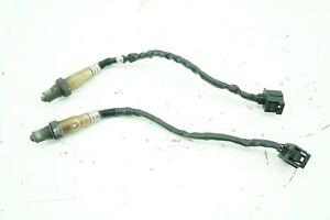 Mercedes W209 W211 W164 W251 W204 W210 Exhaust Oxygen O2 Sensor Pair 0045420718