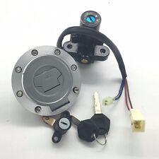 Yamaha YZF-R1 1998-03 R6 1999-05 Ignition Switch Fuel Gas Cap Seat Lock Key Set