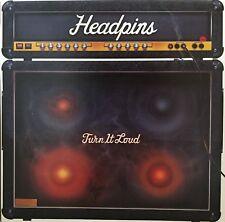 HEADPINS Turn It Loud LP Mint Condition