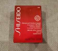 Shiseido Advanced-Hydro Liquid Compact SPF15 Refill I00 Very Light Ivory