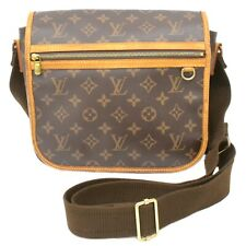 Louis Vuitton Messenger PM Bosphore Monogram Shoulder Crossbody Bag Men Brown LV
