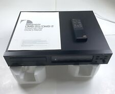 Nakamichi OMS 2A Compact Disc CD Player Single Tray Japan 1987 Vintage