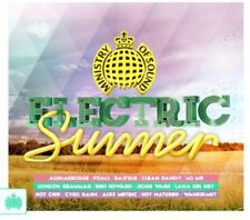 Electric Summer 2013 - Ministry Of Sound (2013, CD NEUF)