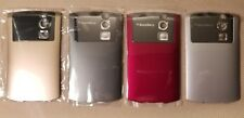 OEM Blackberry CURVE 8300 8310 8320 8330 8350i Battery Door Back Cover  4 Colors